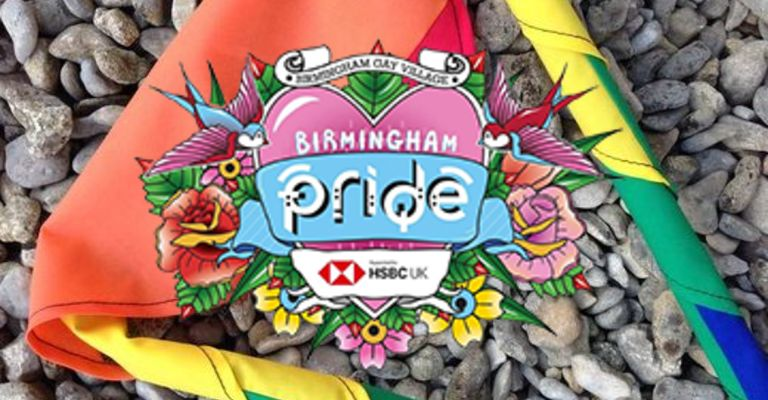 SSAGO Goes to Birmingham Pride