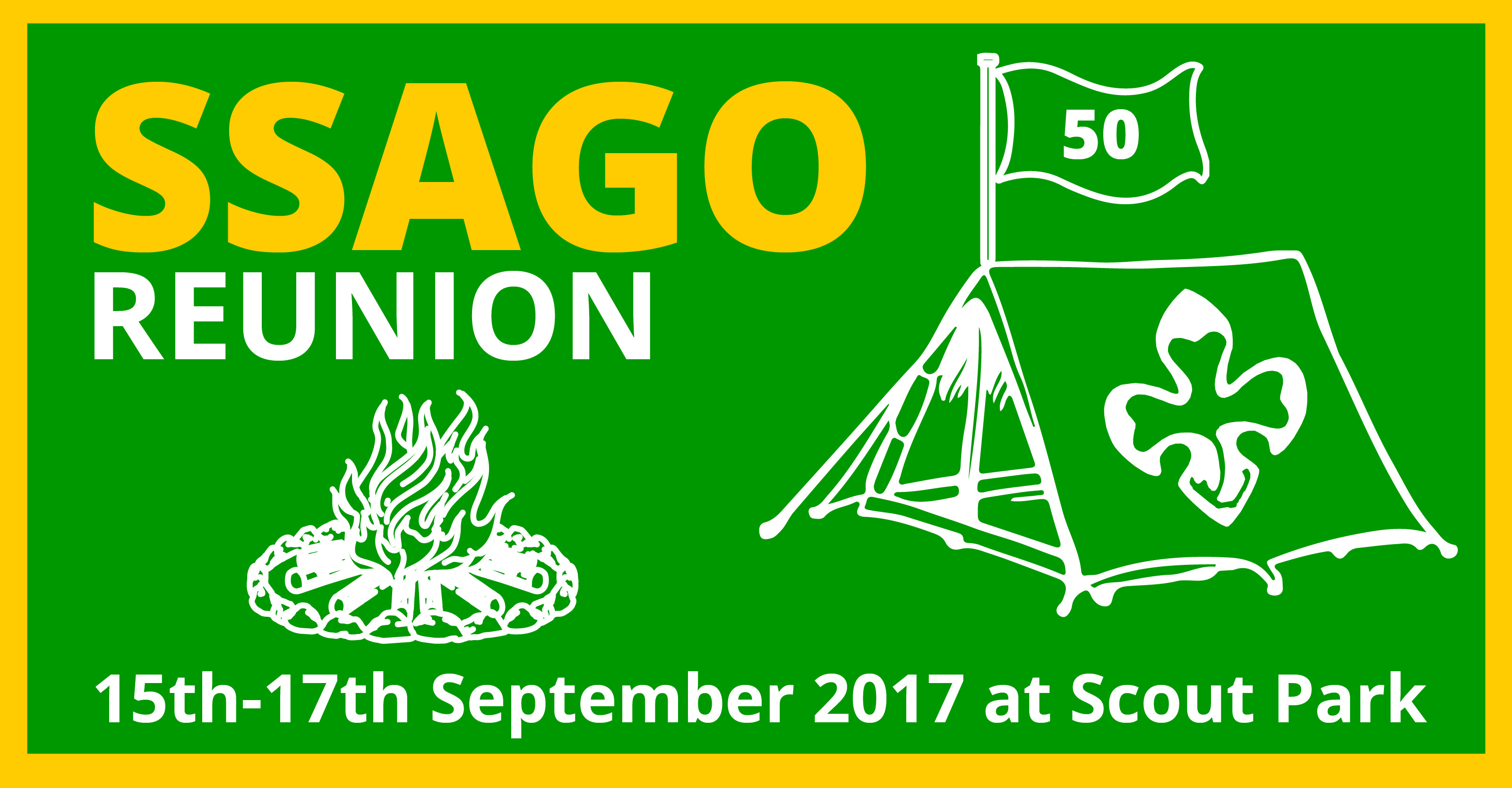 SSAGO Reunion and 50th Anniversary